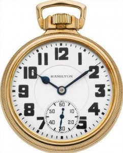 Hamilton Railroad Watch