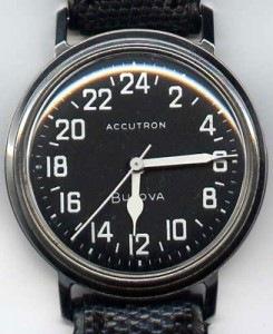 Bulova Accutron 1950