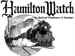 Hamilton Watch Logo
