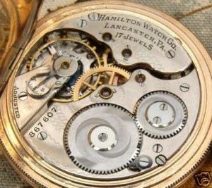 Montre Lancaster Watch Company