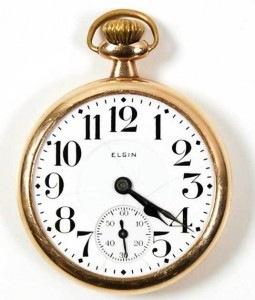 Watch Elgin Clyde Barrow